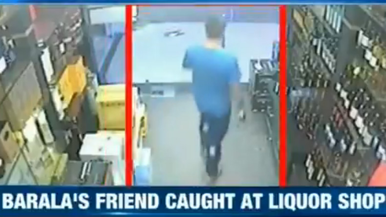 Chandigarh stalking case: Vikas Barala bought alcohol before chasing girl, shows fresh CCTV footage