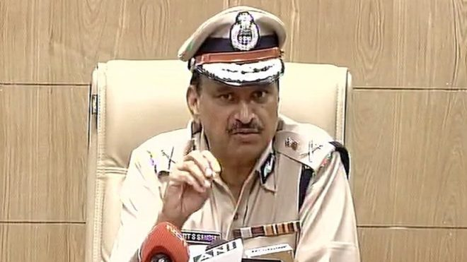 Situation in Panchkula totally under control: Haryana DGP