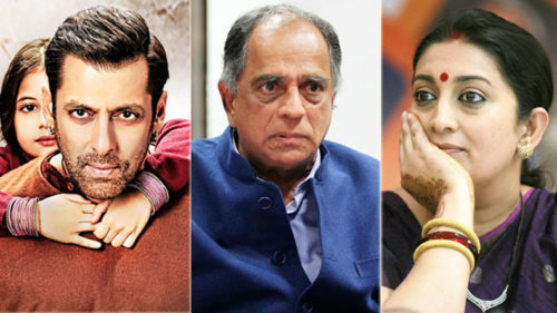 Smiriti Irani's ego, Home Ministry behind untimely exit from CBFC: Pahlaj Nihalan