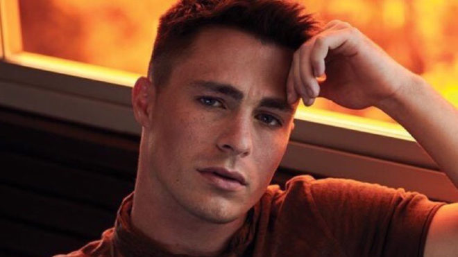 Colton Haynes slams Hollywood for discrimination against LGBTQ actors