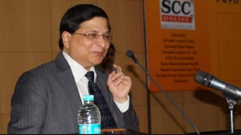 Dipak Misra sworned as 45th Chief Justice of India