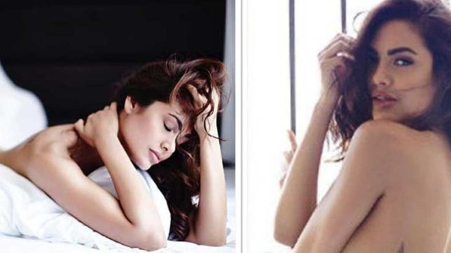 The saga continues with another bare steaming picture of Esha Gupta