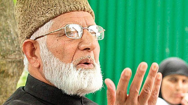 NIA quizzes Geelani's sons over terror funding