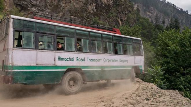 Himachal Pradesh: 5 killed as government bus falls into gorge