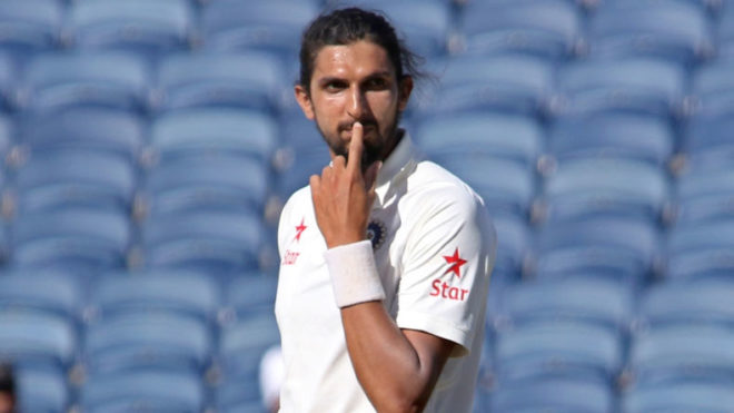 Indian pacer Ishant Sharma rubbishes English county move reports