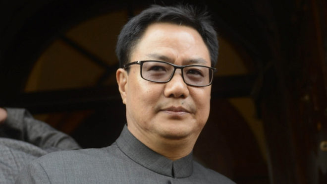 Illegal immigrants will have to go: Kiren Rijiju on Rohingyas
