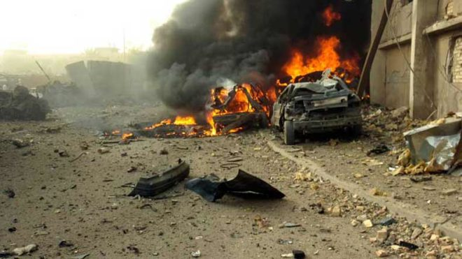 Mogadishu: Atleast 3 killed in car bomb blast