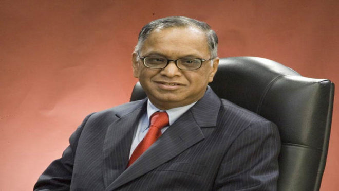 Infosys founder Narayana Murthy to interact with investors on Wednesday