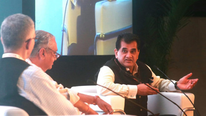 Seven-eight eastern states holding India back: NITI Aayog CEO Amitabh Kant