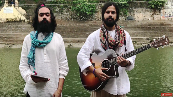 WATCH: THE beautiful rendition of Indian and Pakistani national anthems will give you goosebumps