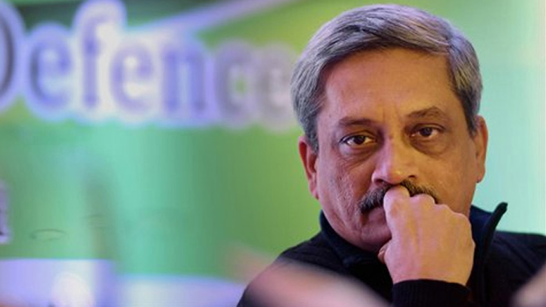 Parrikar didn't know about surgical strikes: Congress