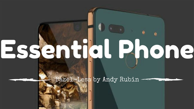 CEO of Essential Phone apologizes for customers data leak