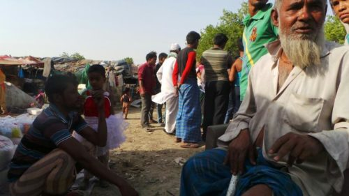 Kill us here but don't send us back: Rohingya refugees