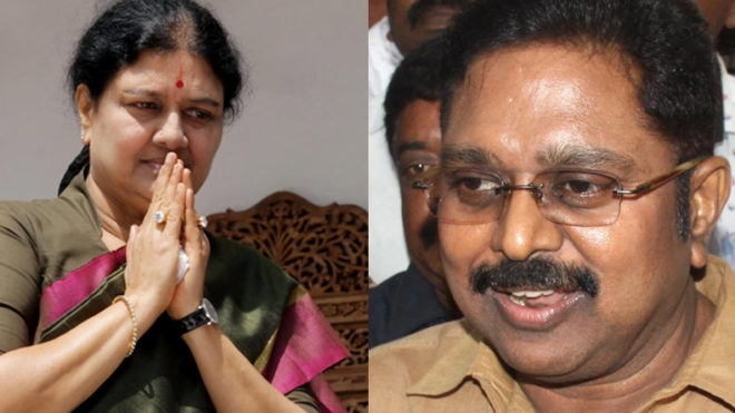 AIADMK meeting on Monday to decide on ousting Sasikala and her clan