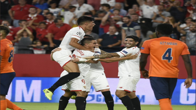 Sevilla, Napoli qualify for Champions League