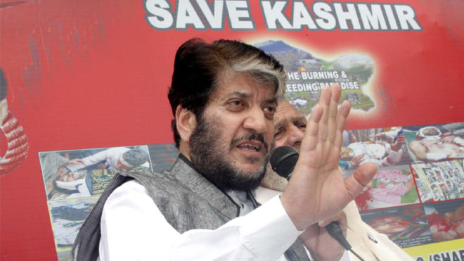 Shabir Shah wants to appear via video-conference