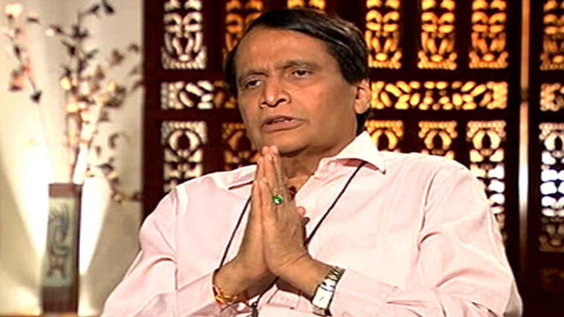 Two incidents of train derailment: Prabhu finds scapegoat in Railway Board chairman