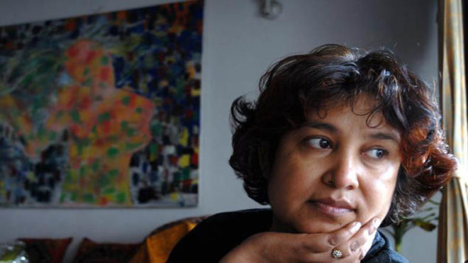 Need to go beyond triple talaq, abolish Sharia law: Taslima Nasreen