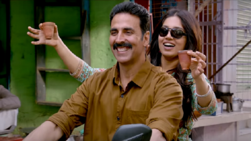 Akshay Kumar starrer 'Toilet: Ek Prem Katha' crosses Rs 100 crore in India