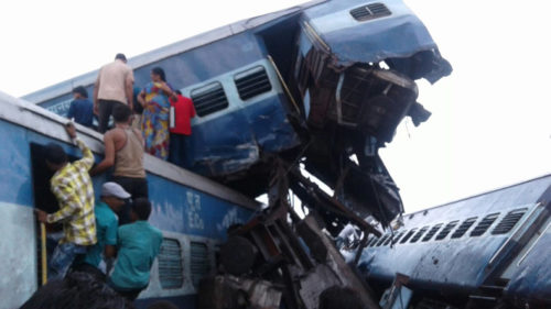 Utkal Express derailment: 4 railway officials suspended, General Manager sent on leave