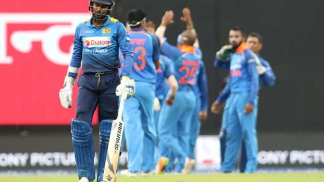India vs Sri Lanka: Upul Tharanga suspended for slow over-rate, Kapugedara to take charge