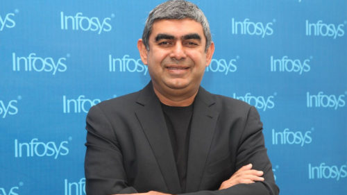 Vishal Sikka resigns from Infosys, Pravin Rao appointed interim CEO