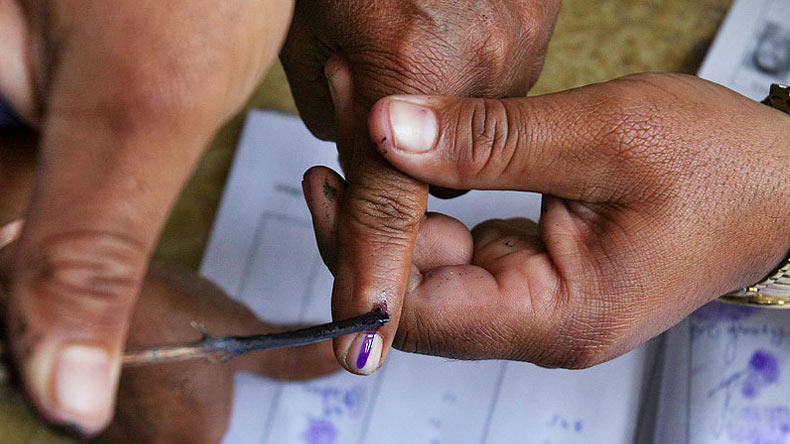 Sporadic violence marks Bengal civic polls, opposition demand re-election