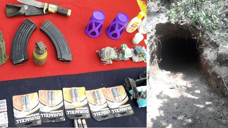 Jammu: BSF unearths tunnel dug from Pakistan side