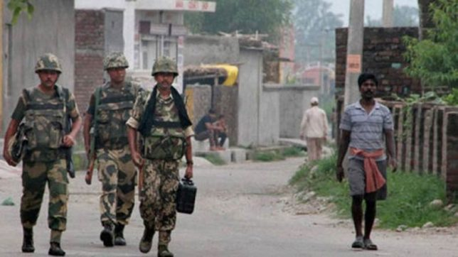 Three former insurgents killed in Manipur