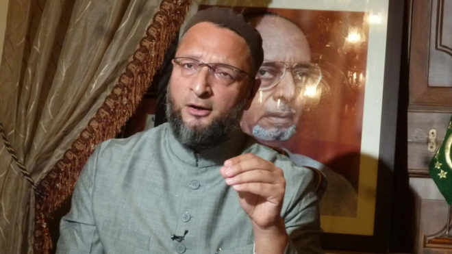 Owaisi flays Centre's stand on Rohingya refugees