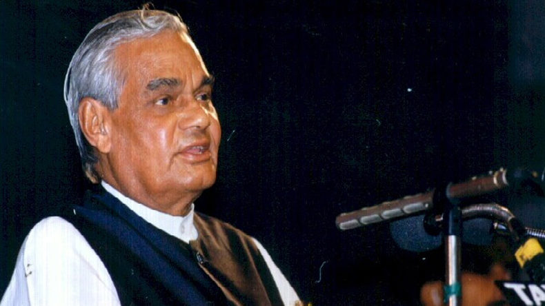 Atal Bihari Vajpayee's name removed from voter list