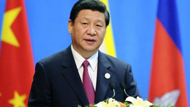Chinese President Xi hails Belt and Road at BRICS forum