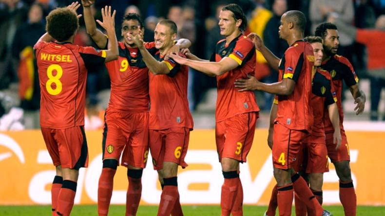 Belgium secure spot in World Cup; France held by Luxemburg