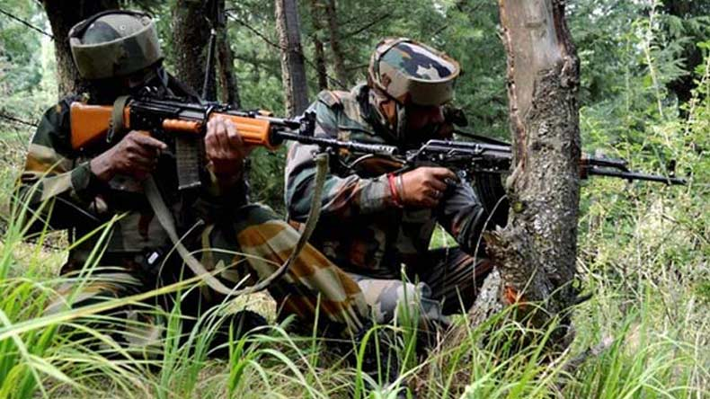 J&K Second ceasefire violation by Pakistan in Arnia sector Indian forces retaliate