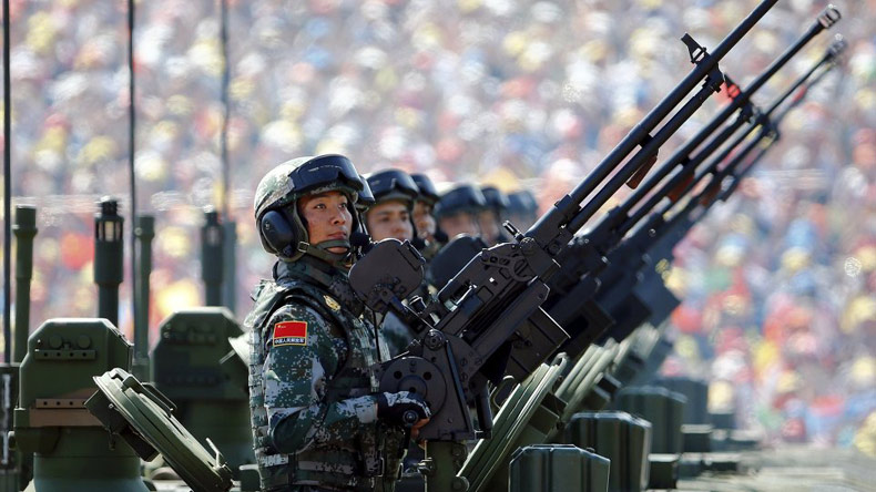 War must be last resort to settle disputes: Chinese General