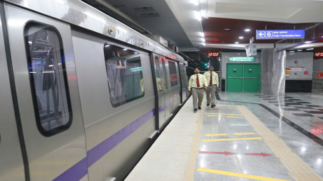 HC seeks safety report from DMRC, Delhi Police