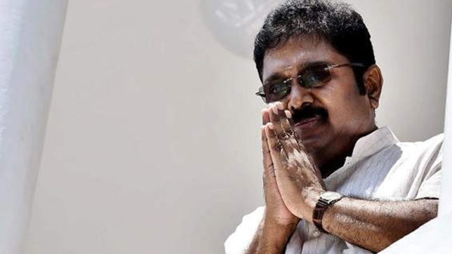 Will never go with DMK, they are political enemy: TTV Dinakaran