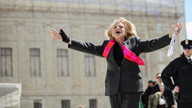 Gay rights activist Edith Windsor dies at 88