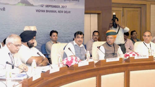 Need law to deal with river desilting issue: Nitin Gadkari