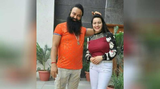 Honeypreet's driver arrested in Rajasthan