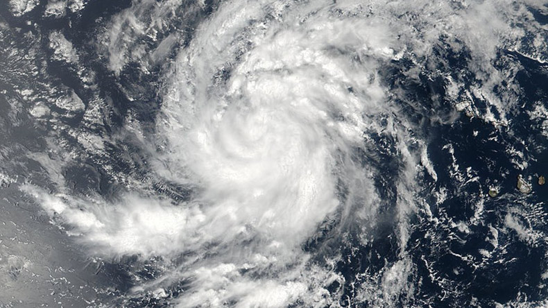 Hurricane Irma toll 18 as it heads for Florida