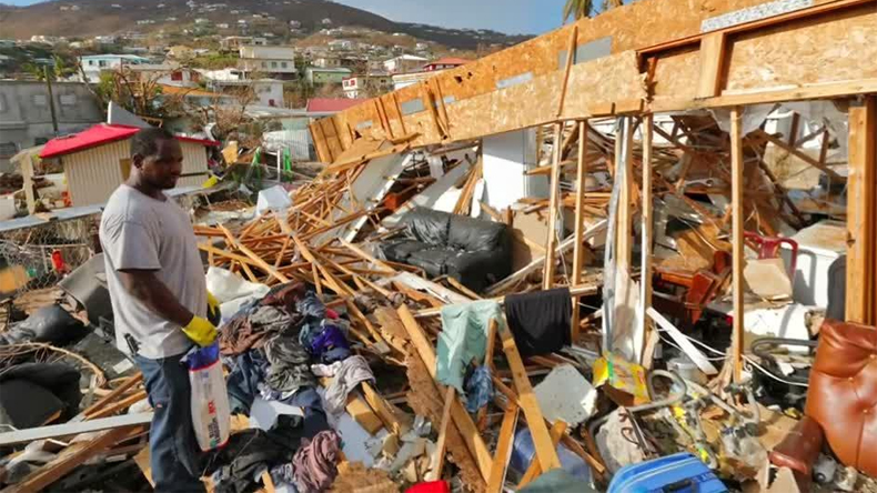 Dominica PM declares state of emergency in aftermath of Hurricane Maria