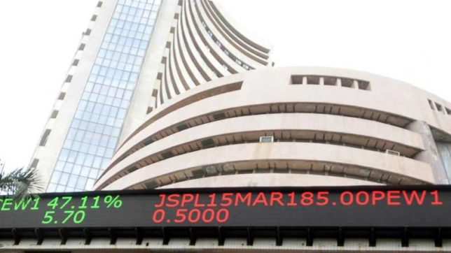 Key Indian equity indices trade lower