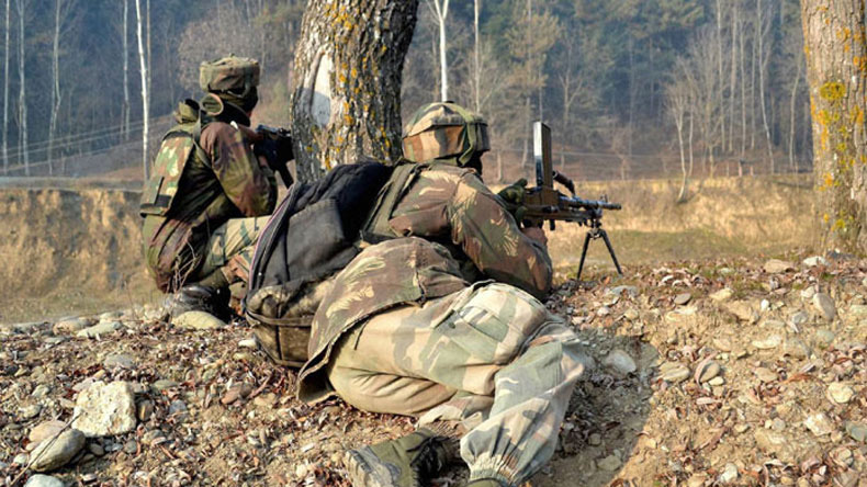 Pakistani Army crosses LoC, attacks Indian post in J&K