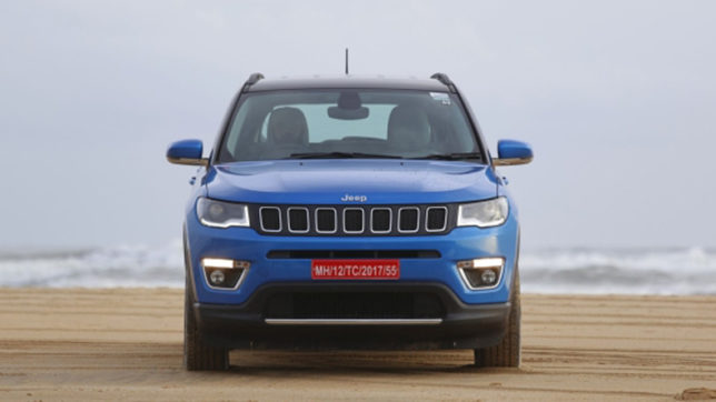 Jeep Compass bookings zip past the 10,000 mark