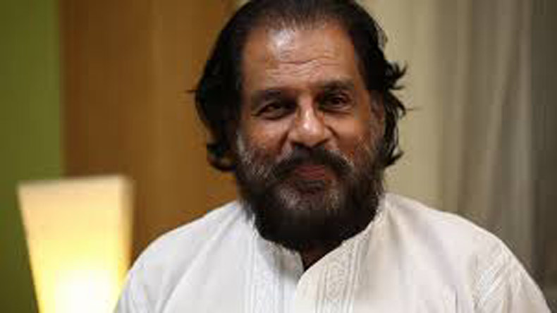 Yesudas applies for permission to pray at Kerala temple