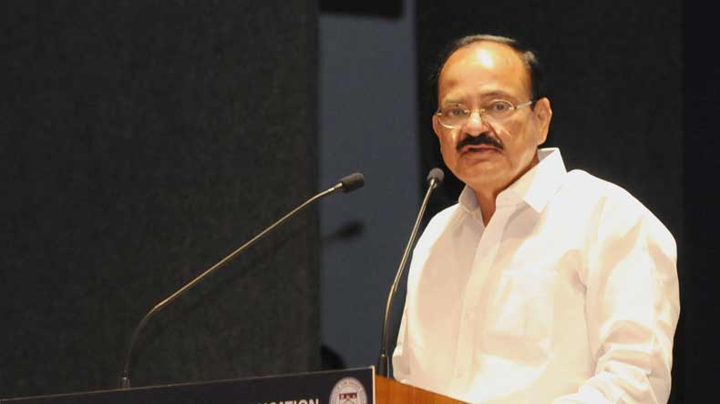 Dynasty, democracy cannot go together: Venkaiah Naidu