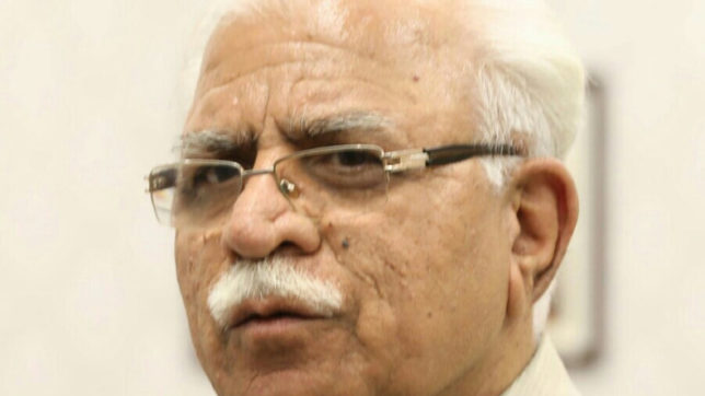 There was a conspiracy to let Ram Rahim escape: Chief Minister ML Khattar
