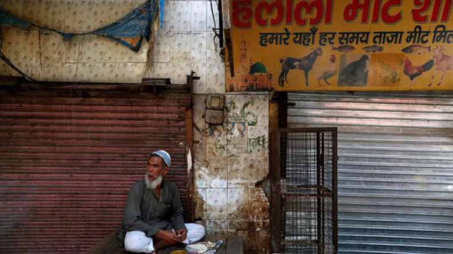 Navratri: Shiv Sena workers shut down meat shops in Gurugram