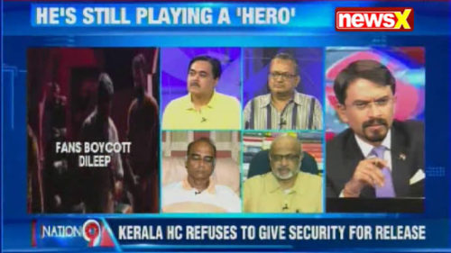Nation at 9: Jailed actor Dileep still gets to play hero; Ramleela set to release on September 28